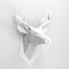 Deer White